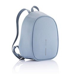 Cumpara Rucsac Bobby anti-theft backpack Elle 9.7 Light Blue P705.225 Magazin Genti in Chisinau