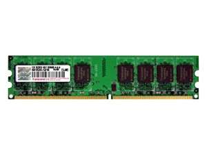 Transcend 2GB DDR2 800MHz,CL5
