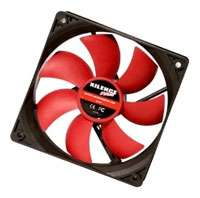 XILENCE XPF120.R Fan, 120mm, Black-Red