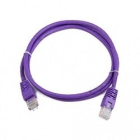 Patch Cord 0.25m Cablexpert PP12-0.25M/V Cat.5E