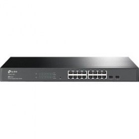 16-port Gigabit Switch TP-LINK T1600G-18TS