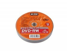 ACME MINI DVD-RW 1,4GB 2X Cake Box 10 Chisinau magazin computere md