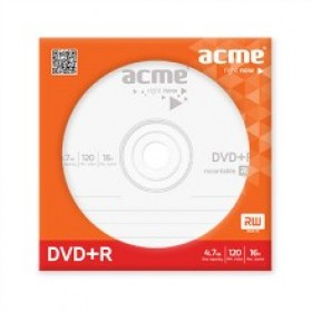 Acme DVD-R 4,7 GB 16X paper envelope