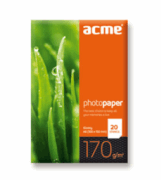 Acme Photo Glossy A6 170g/m2, 20pack