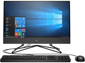 "All-in-One Computer MD 9US62EA 21.5"" HP 200 G4 FHD IPS i3-10110U 4GB 1TB HDD Win10Pro Magazin Calculatoare Chisinau"
