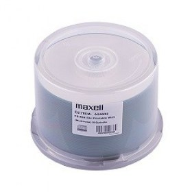 CD-R Printable  50*Cake, Maxell, 700MB, NO ID