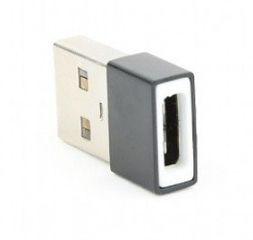 Cablexpert A-USB2-AMCF-01 Adapter Type-C female USB2.0 male AF CM