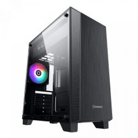 Carcasa PC MD Case ATX GAMEMAX Nova N5 no PSU FRGB LED fan Magazin Componente Calculatoare Chisinau