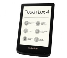 Carte Electronica PocketBook Touch Lux 4 627 Black Wi-Fi magazin in Chisinau