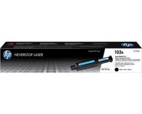 Cartus HP 103A, Original Neverstop Toner Reload Kit, Black, 2500 pages magazin imprimante in Chisinau