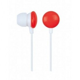 Casti On-ear fara microfon Gembird MHP-EP-001-B Candy Red 1.2 m 3.5 mm magazin music store Chisinau