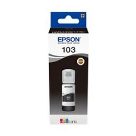 Cerneala_Originala Ink Epson T00S14A 103 EcoTank Black Chisinau magazin consumabile printere md