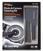 ColorWay CW-7798 Premium Photo-Video Cleaning Kit