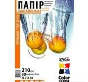 ColorWay HighGlossy Photo Paper 4R, 210g, 50pcs
