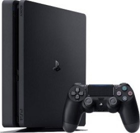 Consola Game Sony Playstation Slim 500GB Black magazin de computere md Chisinau