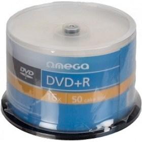 Cumpara Discuri Optice Spindle DVD+R Omega 4.7GB 16x accesorii md birotica magazin online calculatoare md Chisinau