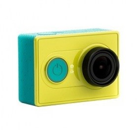 Cumpara Camera Sport Xiaomi Yi Action Camera wifi Green magazin calculatoare Electronice in chisinau