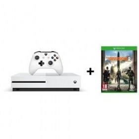 Cumpara Consola Microsoft Xbox One S 1TB+The Division 2 White game md magazin gameri Moldova