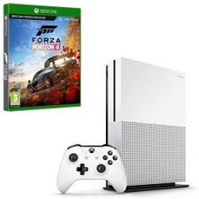 Cumpara Game Console  Microsoft Xbox One S 1TB White +  Forza Horizon 4 Chisinau magazin md