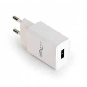 Cumpara Incarcator Telefon Gembird EG-UC2A-03-W, Universal AC USB charging adapter, White accesorii md