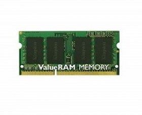 Cumpara Memorie RAM Laptop 2GB DDR3 1600 SODIMM Kingston ValueRam 1.35V KVR16LS11S6/2 componente pc calculatoare md