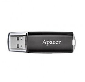 Cumpara Memorie USB2.0 Flash Drive 32GB Apacer AH322 Black Chisinau magazin computere md