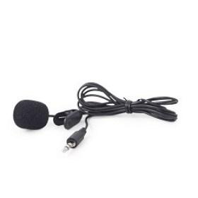 Cumpara Microfon Clip-on Gembird MIC-C-01 3.5mm magazin accesorii computere magazin audio in Chisinau
