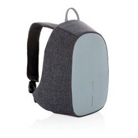 Cumpara Rucsac Bobby anti-harassment backpack, Cathy, Grey-Blue, P705.215 Magazin Genti in Chisinau