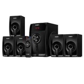 Cumpara Sistem Acustic Boxe 5.1 SVEN HT-202 20W+5x16W RMS Bluetooth FM magazin online music calculatoare md