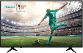 "Cumpara Smart TV 43"" LED TV Hisense 43A5600 HDMI USB Wi-Fi Speakers in Moldova"