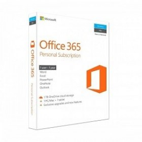Cumpara Soft Microsoft Office 365 Personal English Subscription 1YR Medialess magazin de calculatoare md