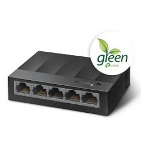 Cumpara Switch in Moldova TP-LINK LS1005G 5-port Gigabit Switch plastic case preturi in Chisinau