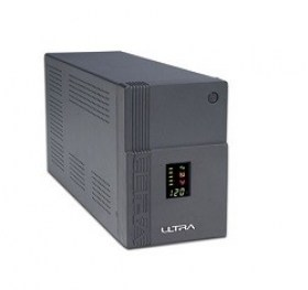 Cumpara UPS Ultra Power 650VA metal case LCD Germany 2 Sockets magazin sursa neintreruptibila md Chisinau