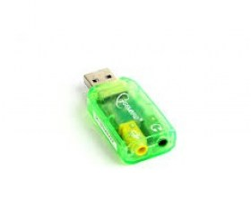 Cumpara USB Sound Card Gembird SC-USB-01 magazin md