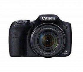 DC Canon PS SX540 HS Black