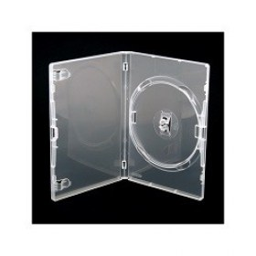 DVD Box Platinet 14MM AMARAY 1 CLEAR