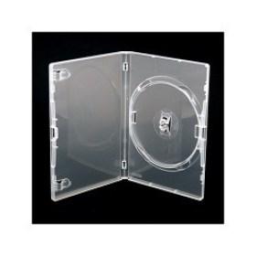 DVD Box Platinet 14MM AMARAY 1 CLEAR