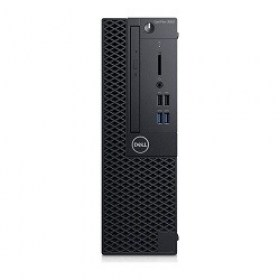 Desktop PC DELL OptiPlex 3060 SFF i3-8100 8GB 1TB Black Chisinau magazin Calculatoare md