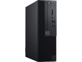 Desktop PC DELL OptiPlex 3060 SFF lnteI G5400 4GB 128GB M2 SSD DVD-RW Chisinau magazin computere md