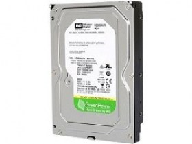 "Disc Dur 3.5"" HDD 500GB Western Digital WD5000AURX AV-GP 5400rpm 64MB SATAIII magazin computere md Chisinau"