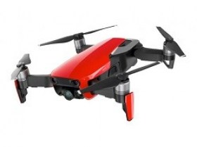 Drona Portabila MD (159695) DJI Mavic Air (EU) Flame Red 12MP photo 32MP 4K Battery-2375 mAh