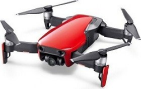 Drona Portabila MD (159909) DJI Mavic Air Fly More Combo (EU) Flame Red 12MP/32MP 4K Battery 2375 mAh