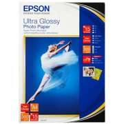 EPSON C13S041927 Ultra Glossy Photo, A4, 300g/m2, 15sheets