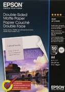 Epson A4 178g 50p Double-Sided Matte Paper