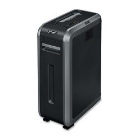 Fellowes Powershred 125Ci, DIN Level P-4, Paper Clips, DVD