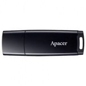 "Flash Drive 16GB USB2.0 Flash Drive Apacer ""AH336"" Black AP16GAH336B-1"