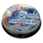Freestyle 8.5GB, 8x, Printable Double Layer 10-Cake DVD+R