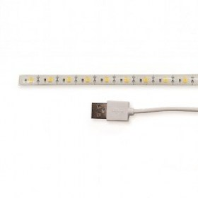 Gembird LED-SU-WW30-01 USB LED strip 30cm Lampa pentru notebook laptopuri md Chisinau