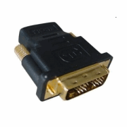 Gembird A-HDMI-DVI-2 Adapter, HDMI to DVI, bulk