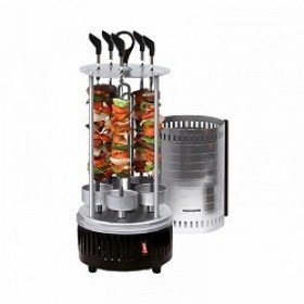 Gratar Electric MD Vertical Barbecue Grill REDMOND RBQ-0252 Magazin Online Electrocasnice Chisinau